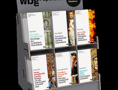 wbg gründet Paperback Edition