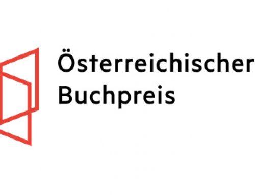Österreichischer Buchpreis 2021 – Shortlist bekanntgegeben