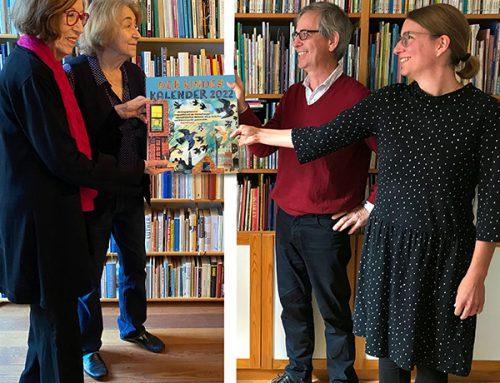 Der Kinder Kalender der edition momente erscheint ab Jahrgang 2023 im Moritz Verlag